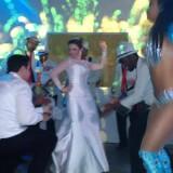 show escola de samba para casamento